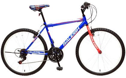 "Alpine 2.2 26"" Mens Mountain bike"