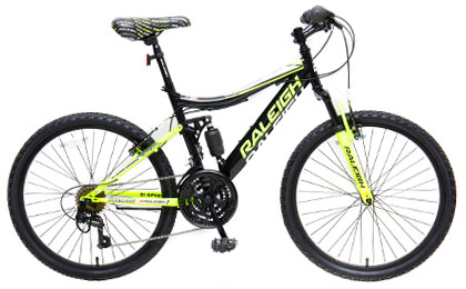 "Ascent IDS 24"" Mens Mountain bike"