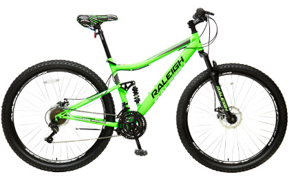 "Ascent IDS 29"" Steel Mountain Bike"