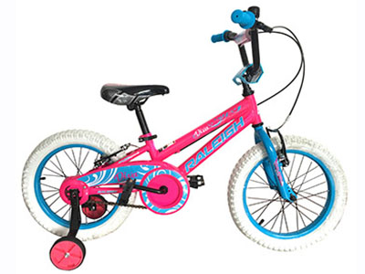 "Diva 16"" Girls BMX bike"