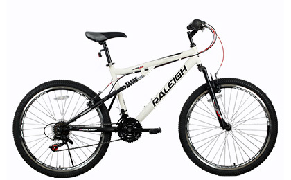 "Alpine 4.2 24"" DS Mountain Bike"