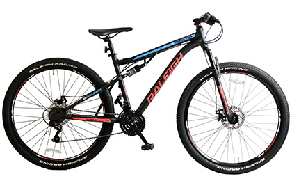 MXR DS 29er Aluminium Mountain Bike