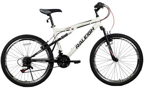 "Alpine 4.2 26"" Dual Suspension Mountain bike"
