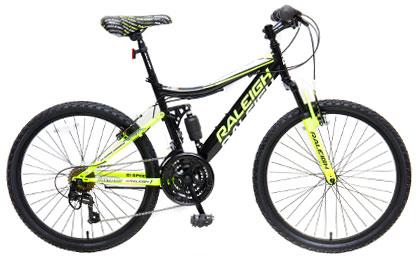 "Ascent IDS 24"" Mens Mountain bike"