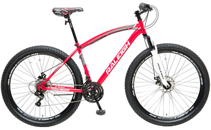 "Ascent 29"" Steel Mountain Bike"