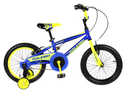 "Burner 16"" Boys BMX bike"