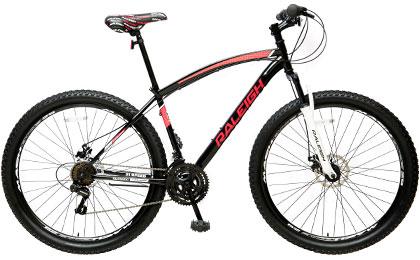 "Ascent 29"" Steel Mountain Bike"