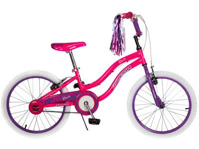 "Diva 20"" Girls BMX bike"