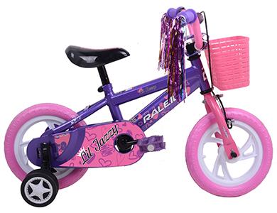 """Lil Jazzy - 12"""" bike"""