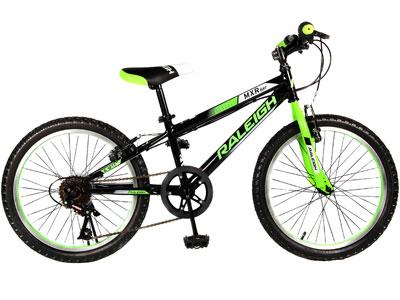 """MXR 6er 20"""" unisex mountain bike"""