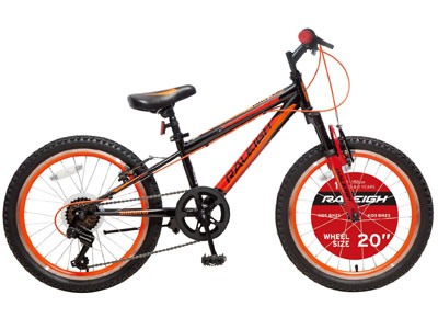 "MXR FS 6er 20"" unisex mountain bike"