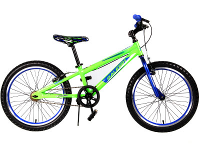 "MXR 20"" Boys Mountain bike - Green"
