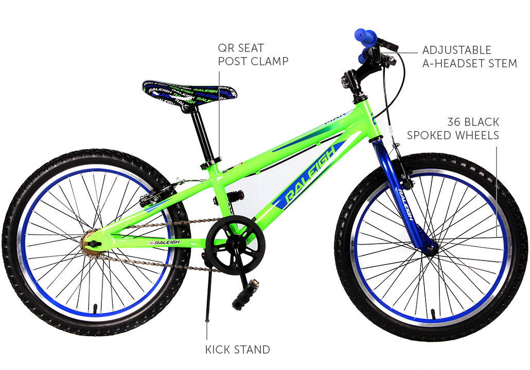 "MXR 20"" Boys Mountain bike"