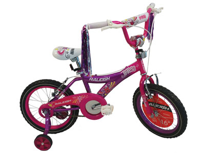 "Starz 16"" Girls BMX bike"