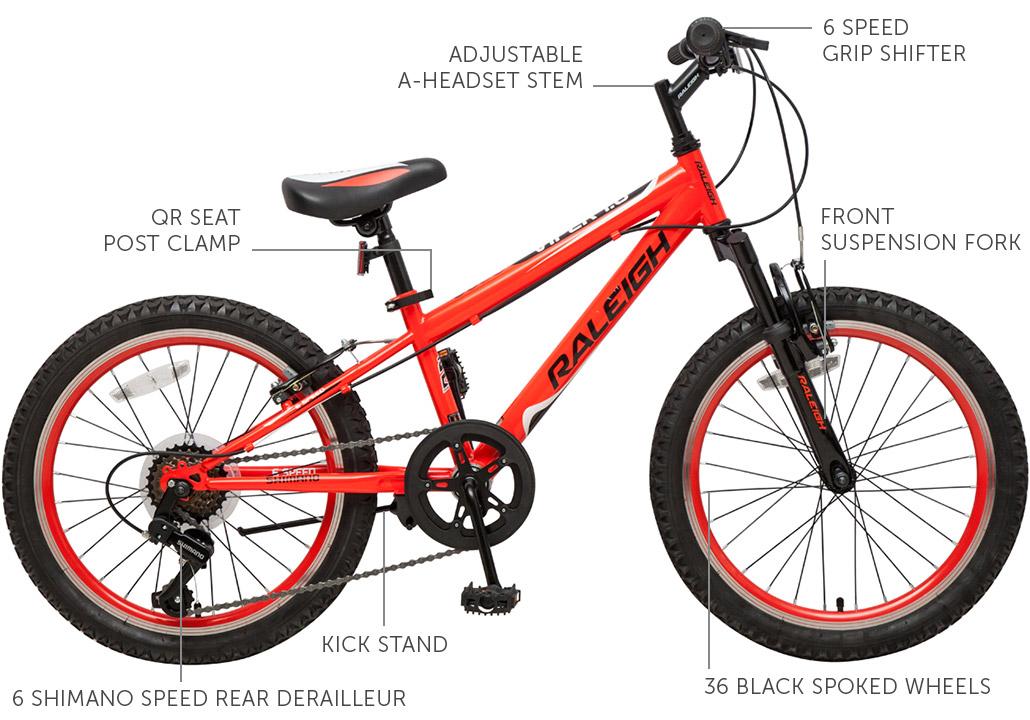 "Viper 20"" Mountain bike"