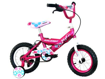 """Jazzy - 12"""" bicycle"""
