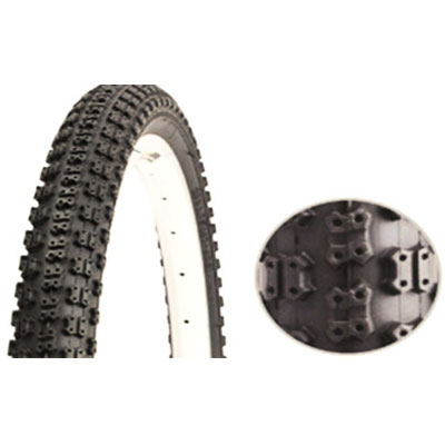 "20"" x 1.75 BMX bicycle tyre"