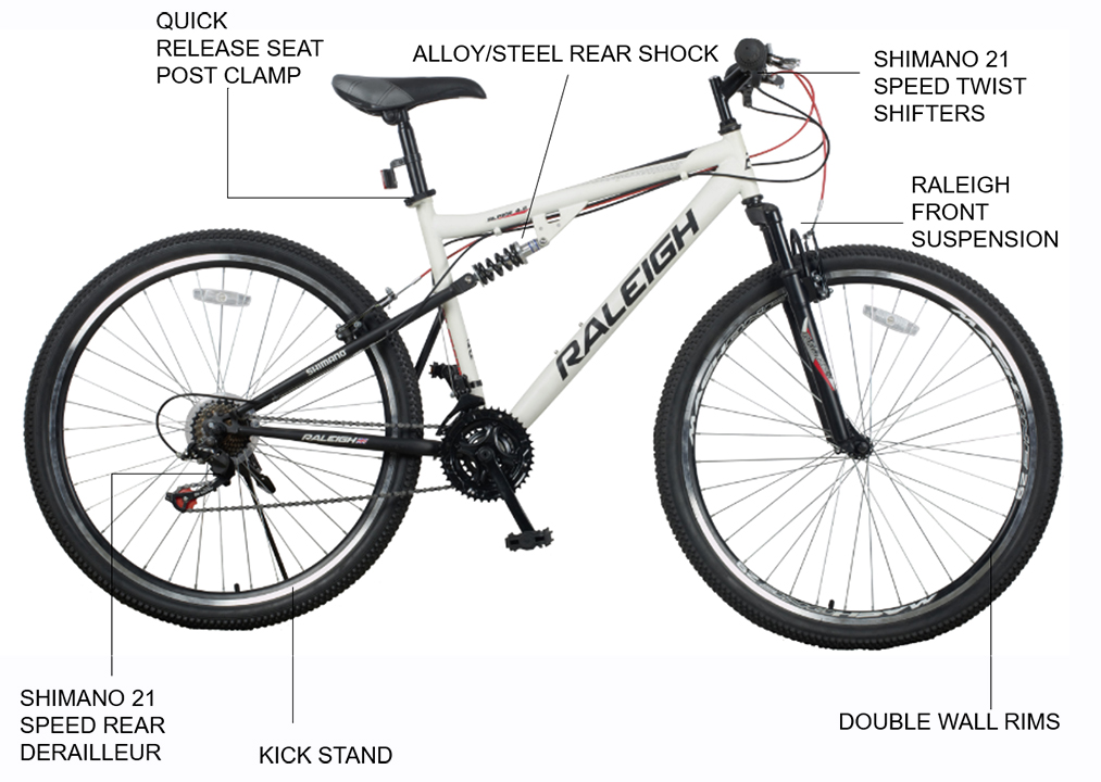 "Alpine 4.2 29"" Mountain Bike"