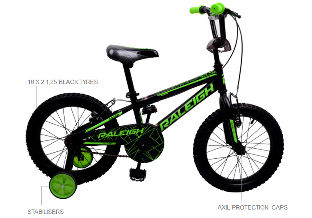 "ECLIPSE 16"" BOYS BMX"