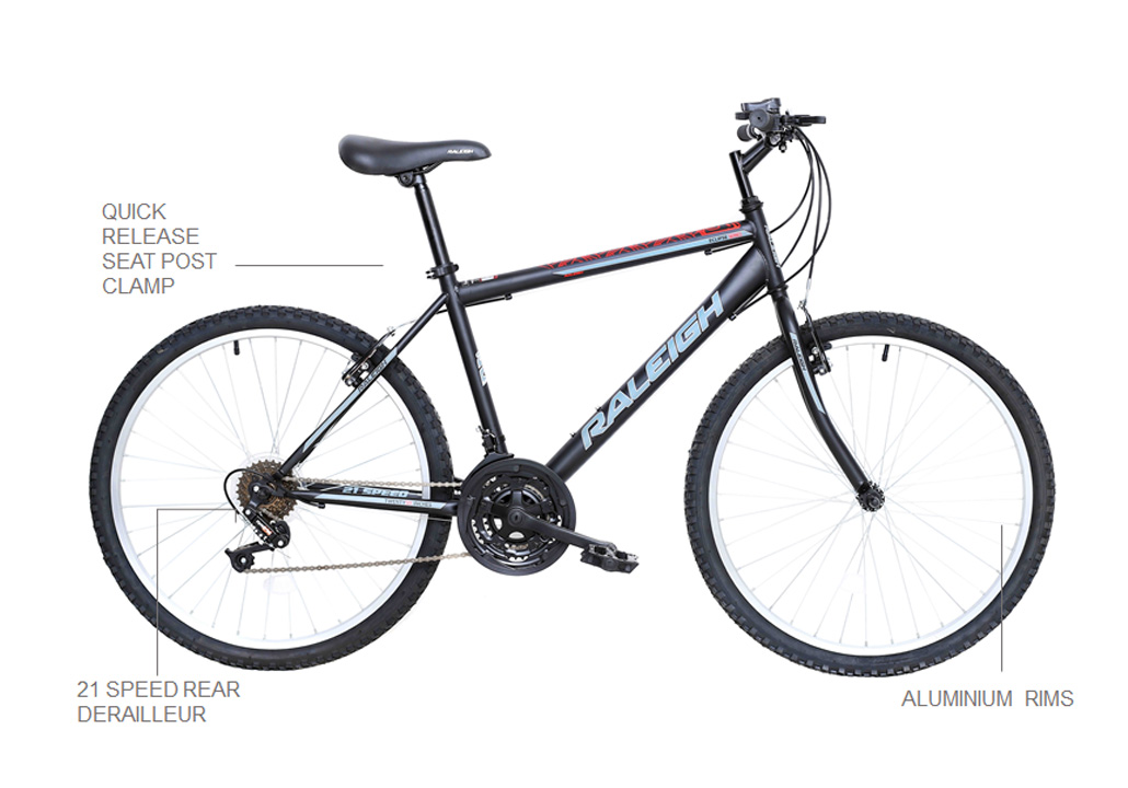 "Eclipse 24"" Men's Mountain Bike"