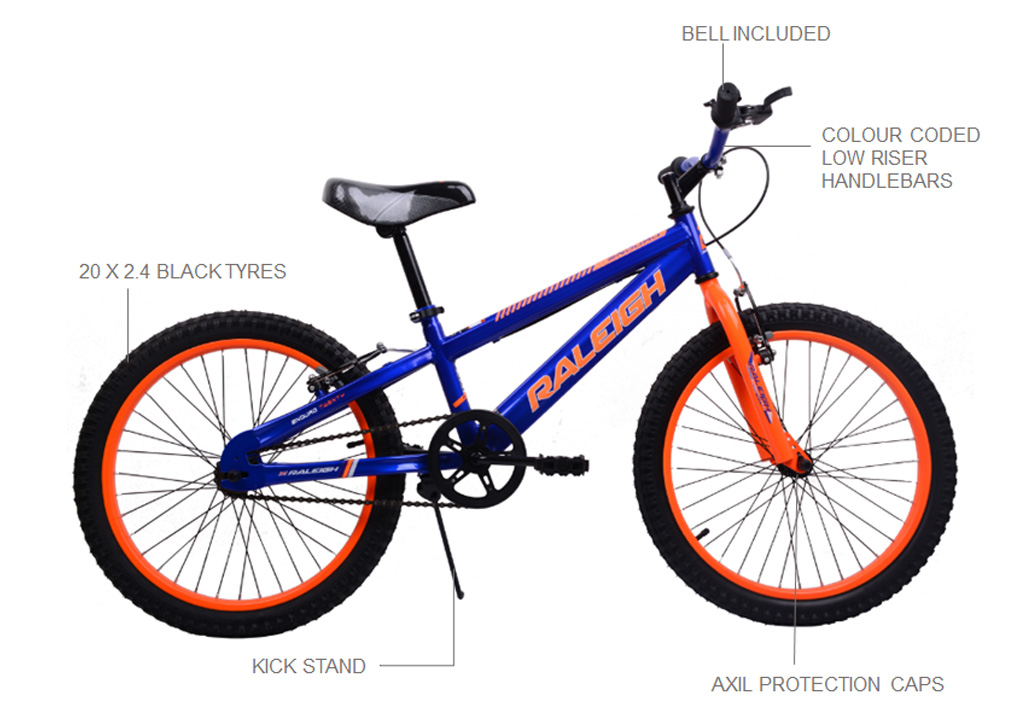 Enduro 20″ Boys Mountain Bike
