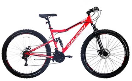 """Crest 27.5"""" Steel Mountain Bike"""
