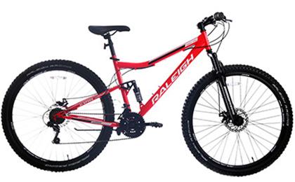 """Crest 29"""" Steel Mountain Bike"""
