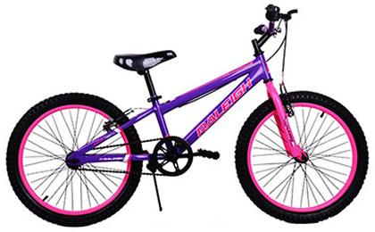 "Enduro 20"" Girls Mountain bike - Purple"