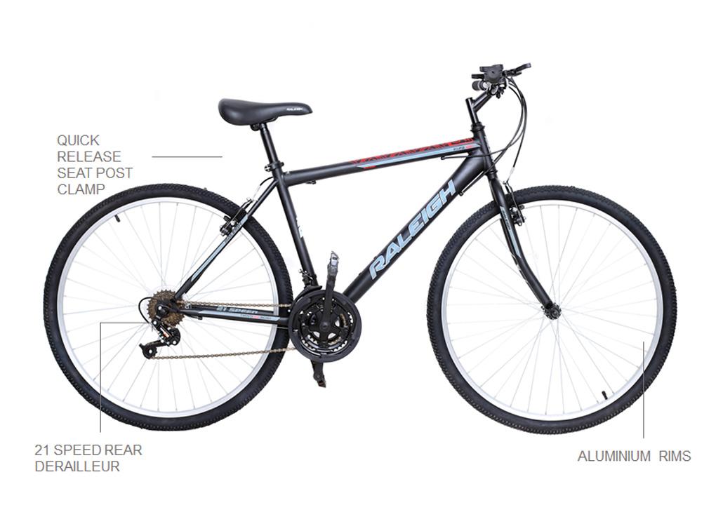 "Eclipse 29"" Men's Mountain Bike"