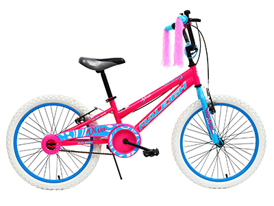 "Diva 20"" Girls BMX bike"