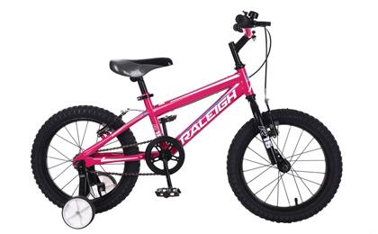 "Atom 16"" Girls BMX bike"