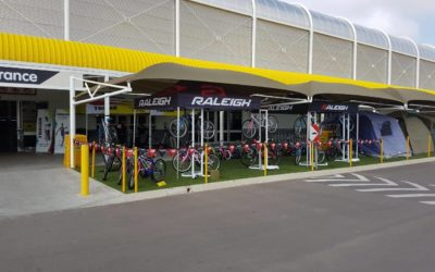 Raleigh Activation at Makro
