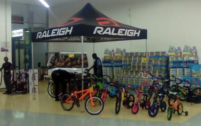 Raleigh Activation at Game