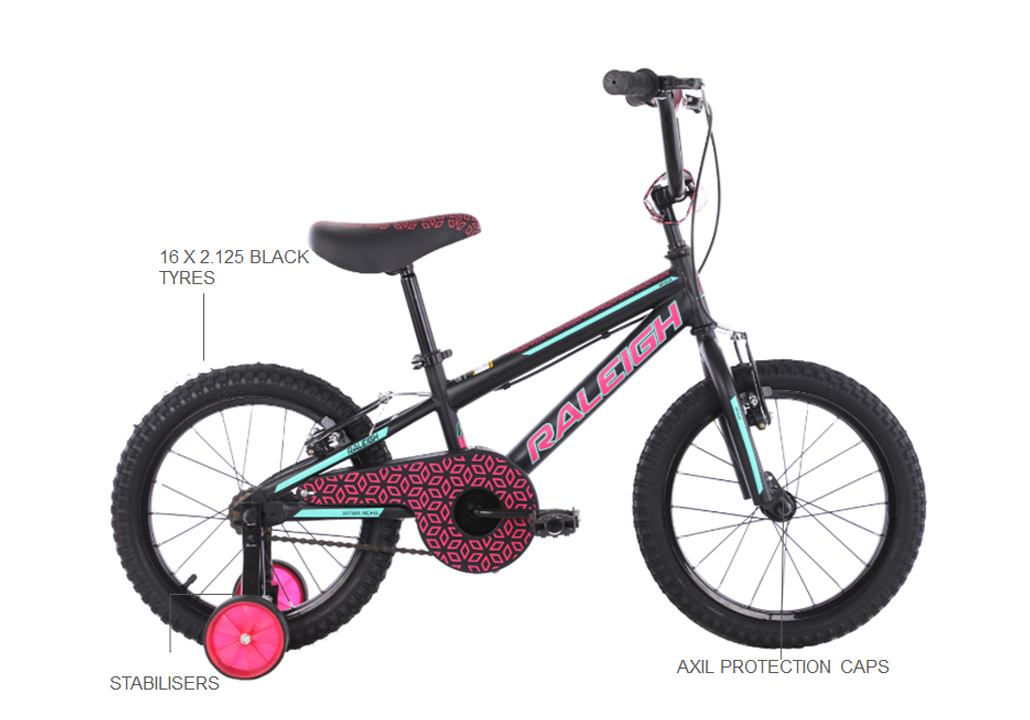 "Nexus 16"" Girls BMX"