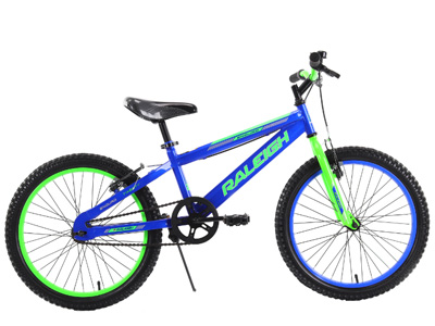 "Enduro 20"" Boys Mountain bike - Green"