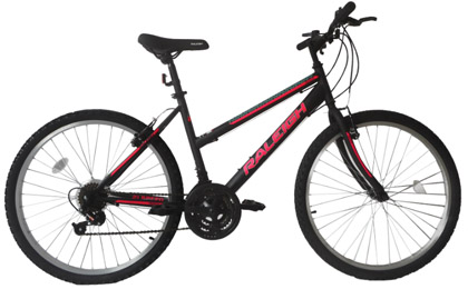 "NEXUS 24"" LADIES MOUNTAIN BIKE"