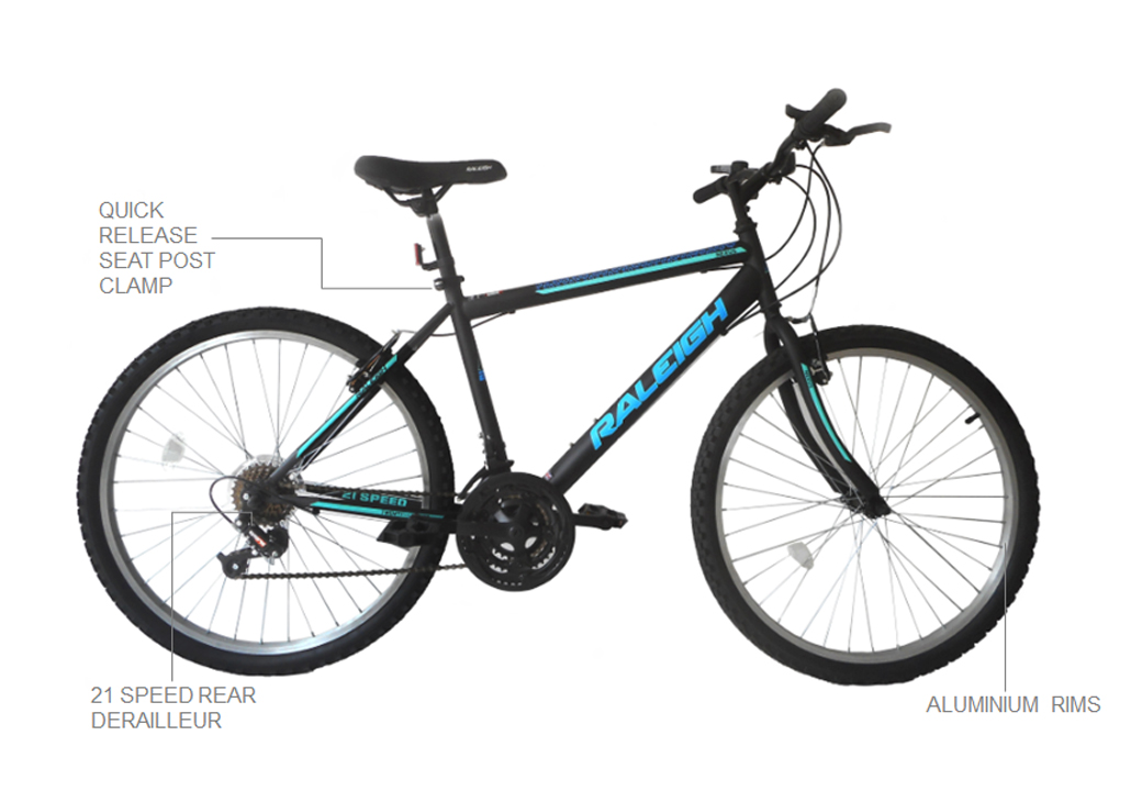 "Nexus 26"" Men's Mountain Bike"