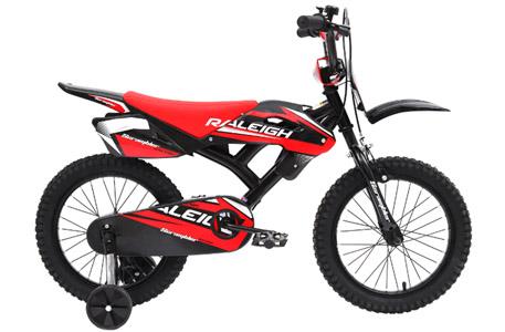 """Scrambler 16"""" Moto Bicycle"""
