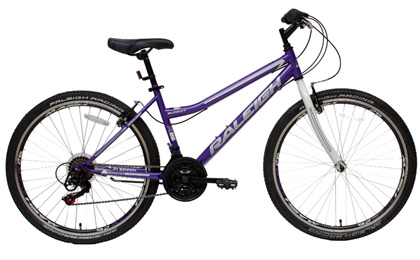 "SUMMIT 24"" LADIES MOUNTAIN BIKE"