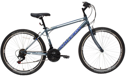 "SUMMIT 24"" MEN'S MOUNTAIN BIKE"
