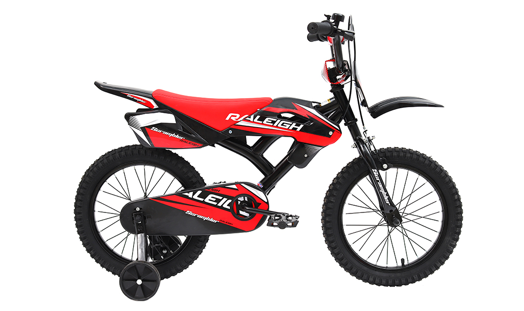 "Scrambler 16"" Moto Bicycle"