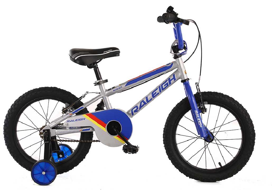 "Burner 16"" Boys BMX bicycle"